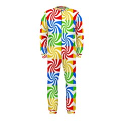 Colorful Abstract Creative OnePiece Jumpsuit (Kids)