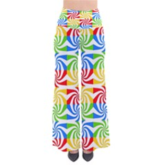 Colorful Abstract Creative Pants