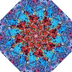Colorful Graffiti Art Straight Umbrellas