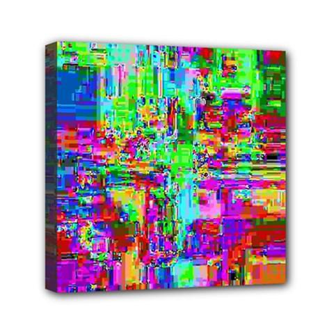 Compression Pattern Generator Mini Canvas 6  X 6