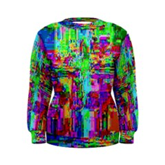 Compression Pattern Generator Women s Sweatshirt
