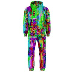 Compression Pattern Generator Hooded Jumpsuit (Men)