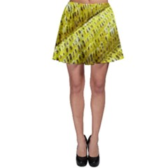 Corn Grilled Corn Cob Maize Cob Skater Skirt