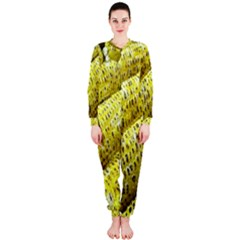Corn Grilled Corn Cob Maize Cob OnePiece Jumpsuit (Ladies)