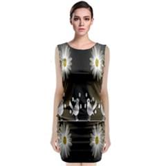 Daisy Bird  Classic Sleeveless Midi Dress