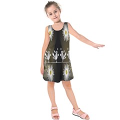 Daisy Bird  Kids  Sleeveless Dress