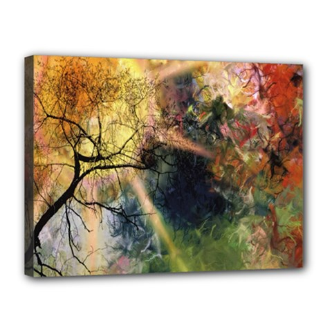 Decoration Decorative Art Artwork Canvas 16  x 12