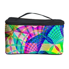 Design Background Concept Fractal Cosmetic Storage Case