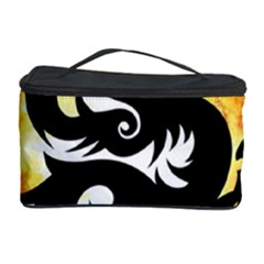 Dragon Fire Monster Creature Cosmetic Storage Case