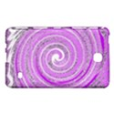 Digital Purple Party Pattern Samsung Galaxy Tab 4 (7 ) Hardshell Case  View1