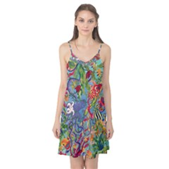 Dubai Abstract Art Camis Nightgown