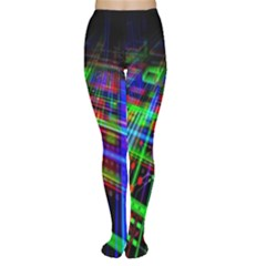 Electronics Board Computer Trace Women s Tights