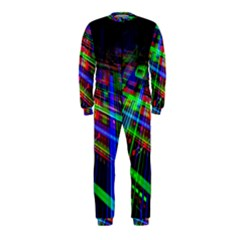 Electronics Board Computer Trace Onepiece Jumpsuit (kids)