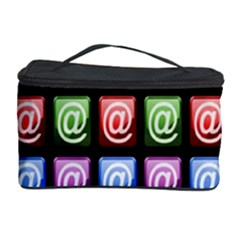 Email At Internet Computer Web Cosmetic Storage Case