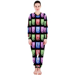 Email At Internet Computer Web Onepiece Jumpsuit (ladies)
