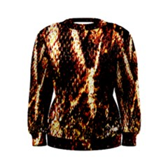 Fabric Yikes Texture Women s Sweatshirt