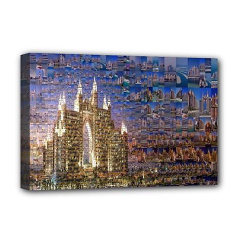 Dubai Deluxe Canvas 18  X 12