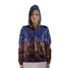 Dubai Hooded Wind Breaker (Women)