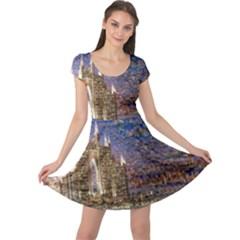 Dubai Cap Sleeve Dresses