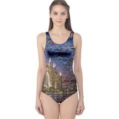 Dubai One Piece Swimsuit