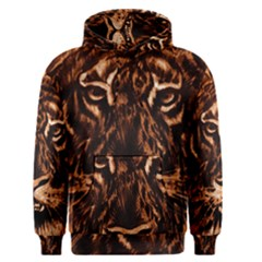 Eye Of The Tiger Men s Pullover Hoodie
