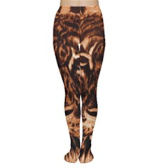 Eye Of The Tiger Women s Tights