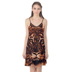 Eye Of The Tiger Camis Nightgown