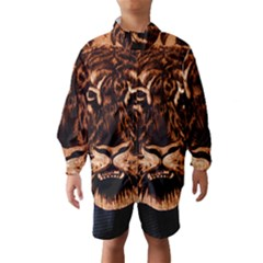Eye Of The Tiger Wind Breaker (kids)