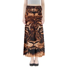 Eye Of The Tiger Maxi Skirts