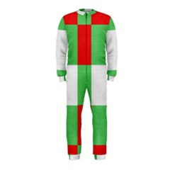 Fabric Christmas Colors Bright OnePiece Jumpsuit (Kids)
