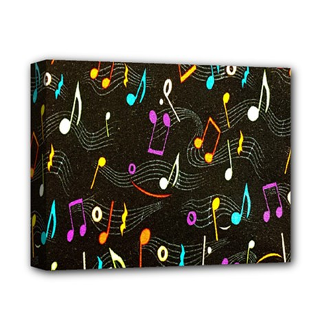 Fabric Cloth Textile Clothing Deluxe Canvas 14  x 11