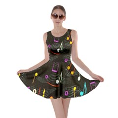 Fabric Cloth Textile Clothing Skater Dress