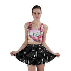 Fabric Cloth Textile Clothing Mini Skirt