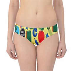 Fabric Cloth Textile Clothing Hipster Bikini Bottoms