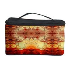 Fabric Design Pattern Color Cosmetic Storage Case