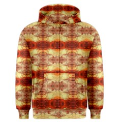 Fabric Design Pattern Color Men s Zipper Hoodie