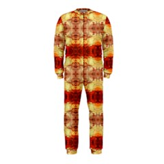 Fabric Design Pattern Color OnePiece Jumpsuit (Kids)