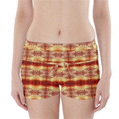 Fabric Design Pattern Color Boyleg Bikini Wrap Bottoms