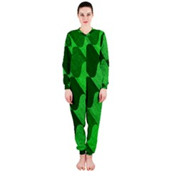Fabric Textile Texture Surface Onepiece Jumpsuit (ladies)