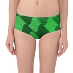 Fabric Textile Texture Surface Mid Waist Bikini Bottoms