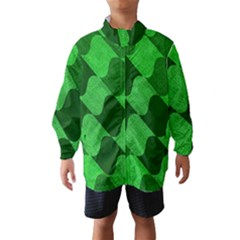 Fabric Textile Texture Surface Wind Breaker (kids)