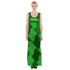 Fabric Textile Texture Surface Maxi Thigh Split Dress