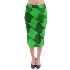 Fabric Textile Texture Surface Midi Pencil Skirt