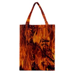 Fire Easter Easter Fire Flame Classic Tote Bag