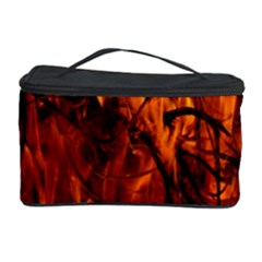 Fire Easter Easter Fire Flame Cosmetic Storage Case