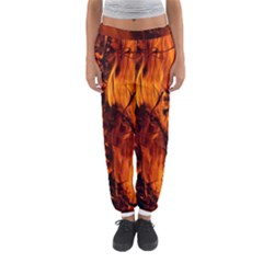 Fire Easter Easter Fire Flame Women s Jogger Sweatpants