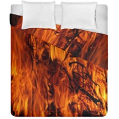 Fire Easter Easter Fire Flame Duvet Cover Double Side (california King Size)