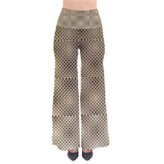 Fashion Style Glass Pattern Pants