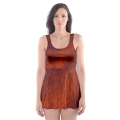 Fire Radio Spark Fire Geiss Skater Dress Swimsuit