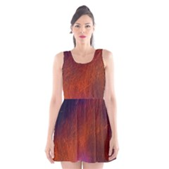 Fire Radio Spark Fire Geiss Scoop Neck Skater Dress